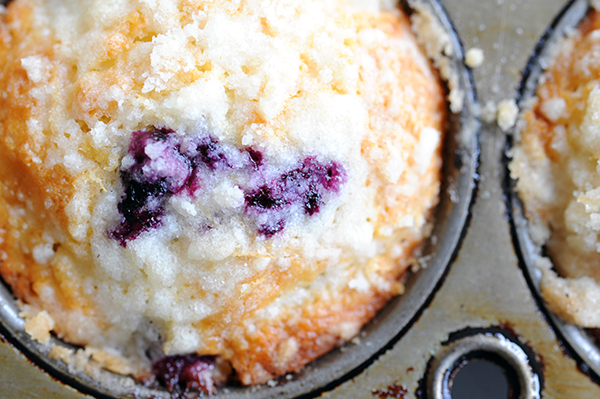 Blueberry Muffins-5890