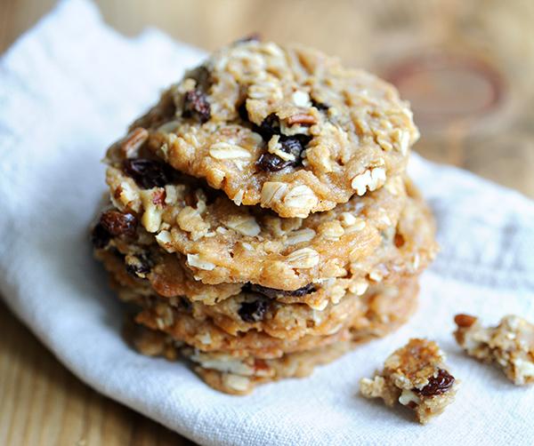 Oatmeal Cookies-7532
