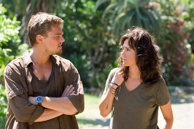 Leonardo Di Caprio and Jennifer Connolly in Blood Diamond
