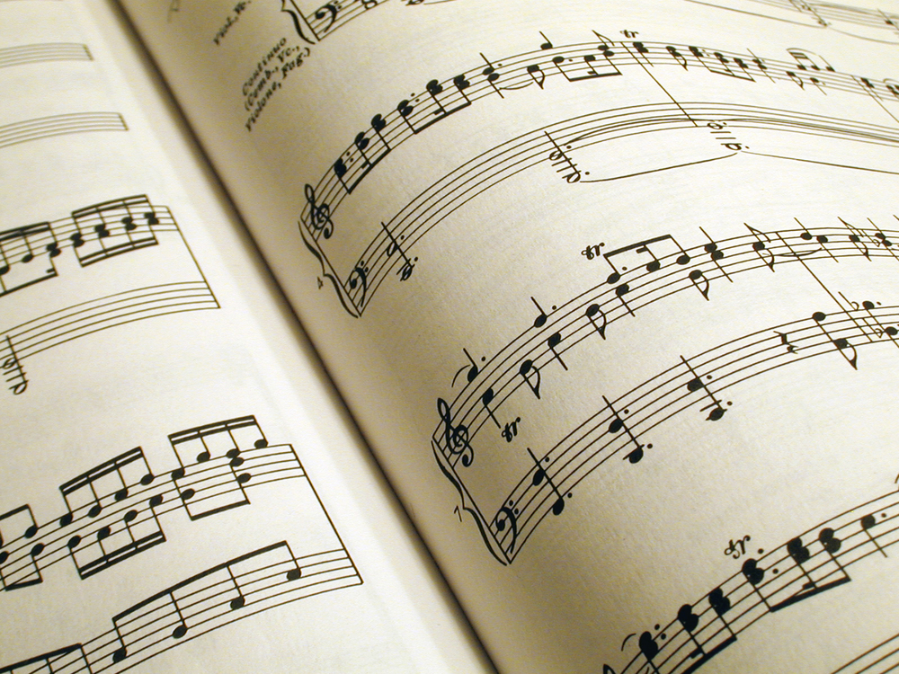 Member's Section - For sheet music, rehearsal schedules and more please log in!