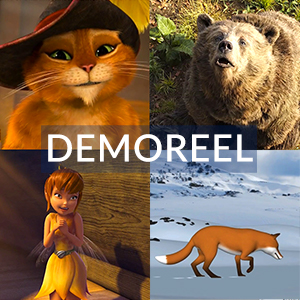 3D Animation Demoreel