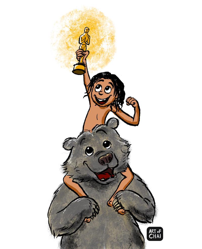 The Jungle Book Win !
