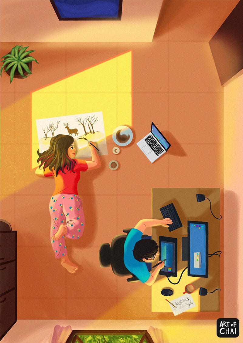 Bangalore days - Ru and Chai 14 - Behance 800px.jpg