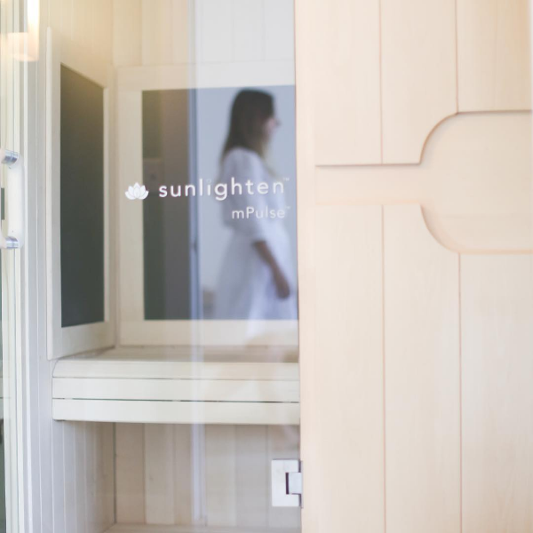 infrared sauna - Introductory Pass$99 for 3 sessions
