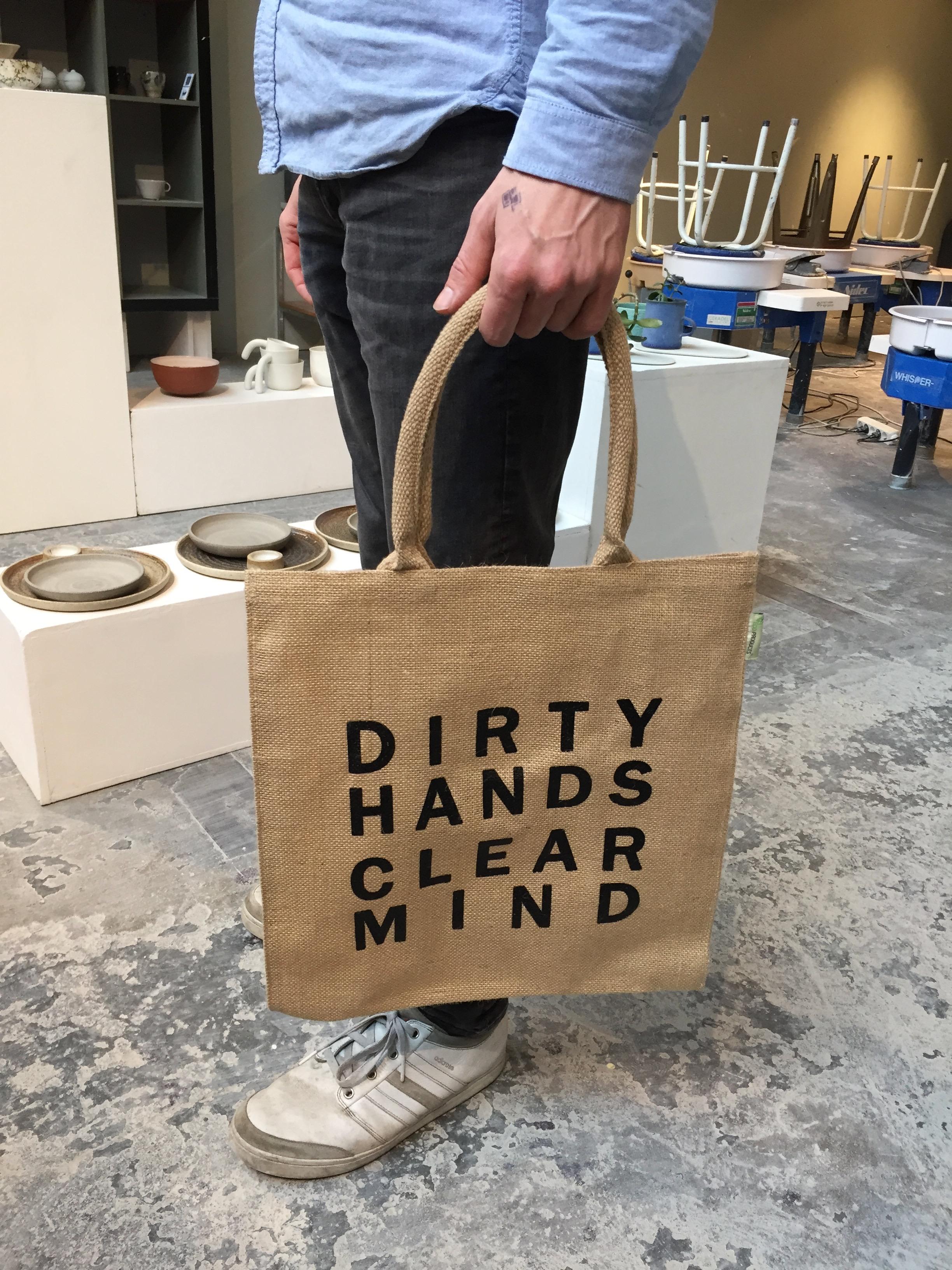 Tote bag for Studio Pansa (2019)