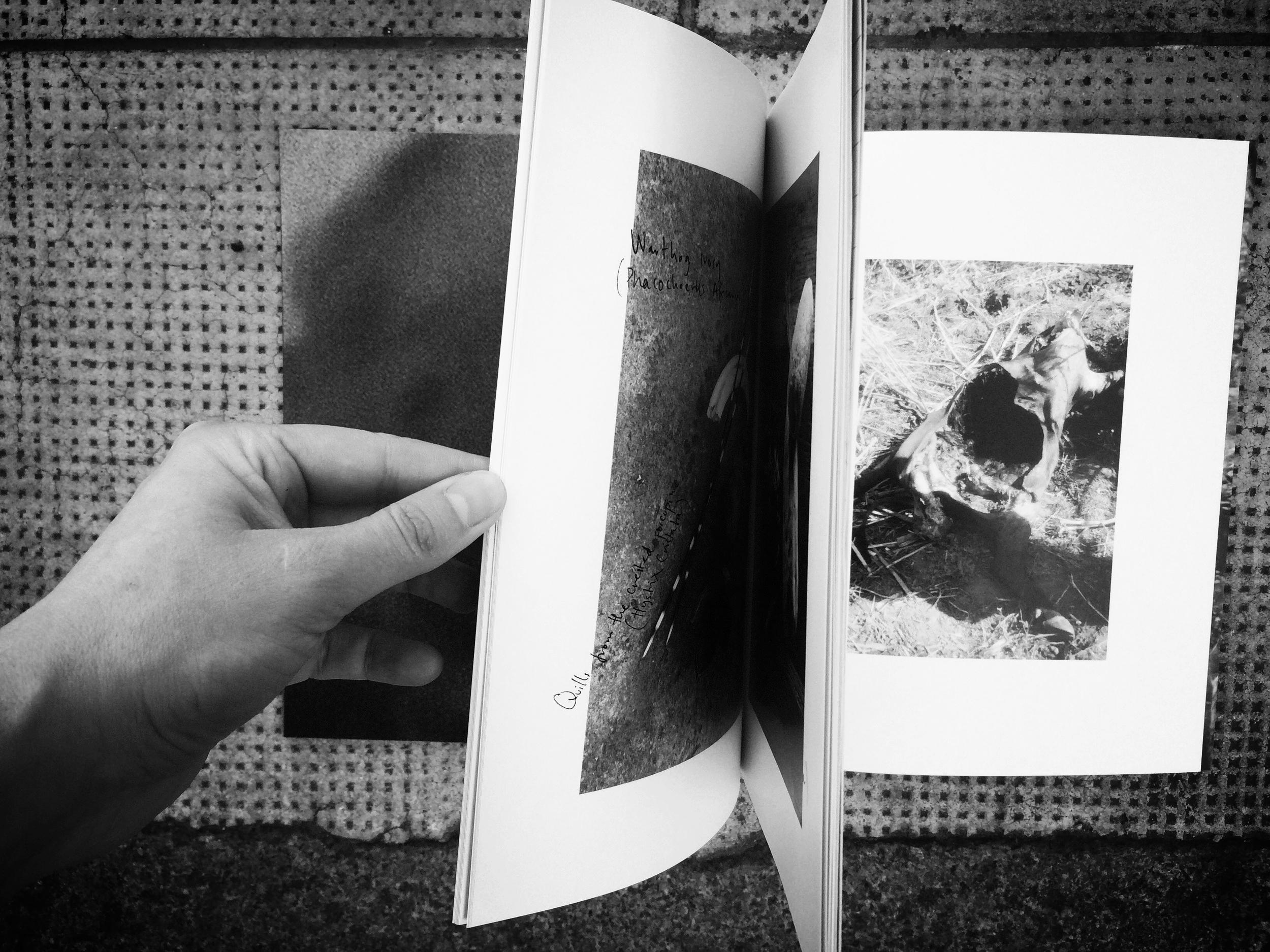 Håndlavede fotobøger