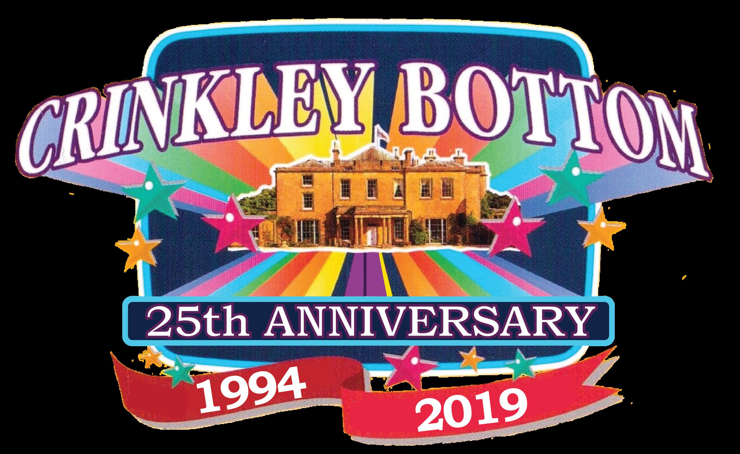 Crinkley Bottom 25th Anniversary Logo.png