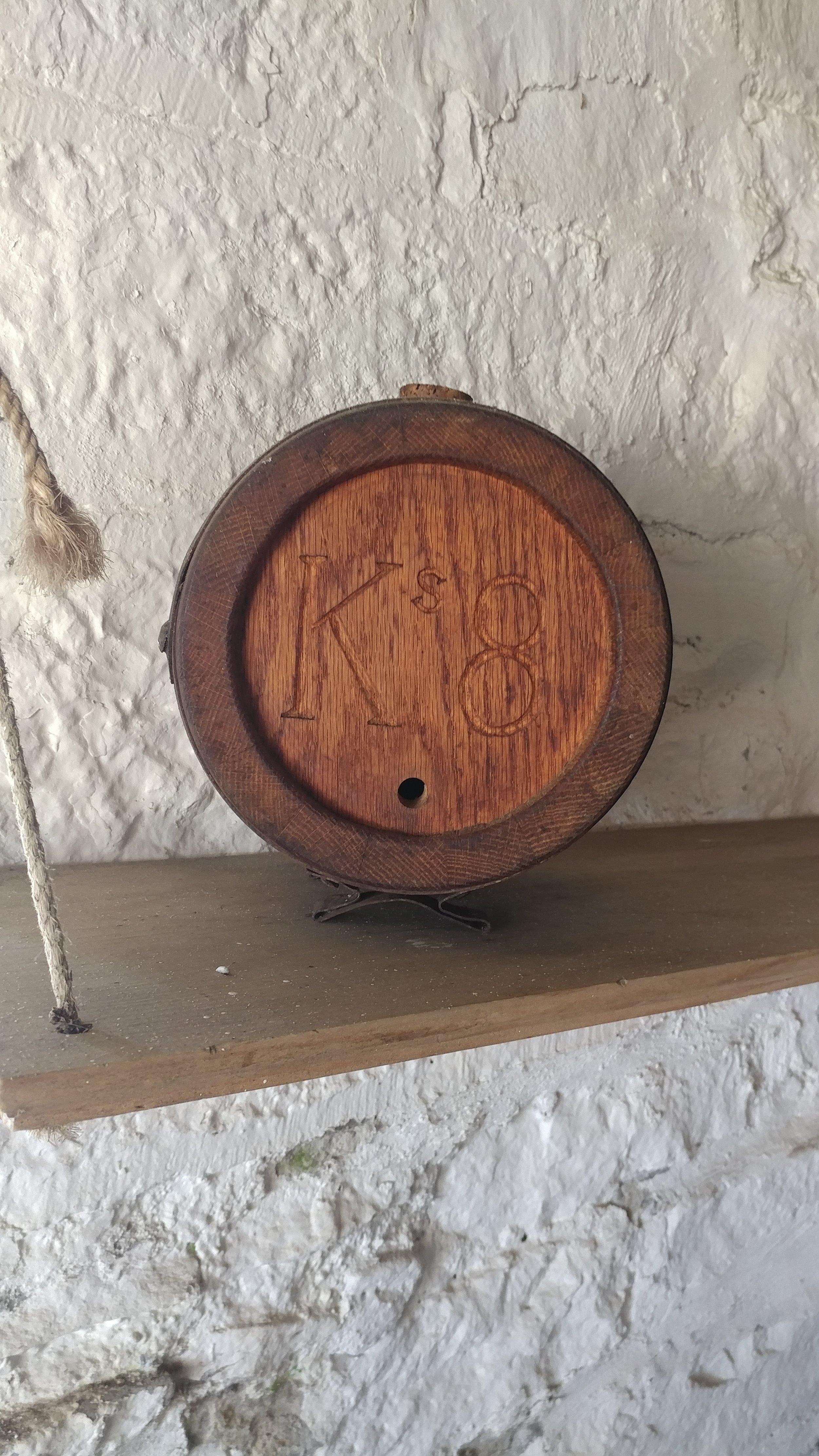 18th Century K8 Barrel