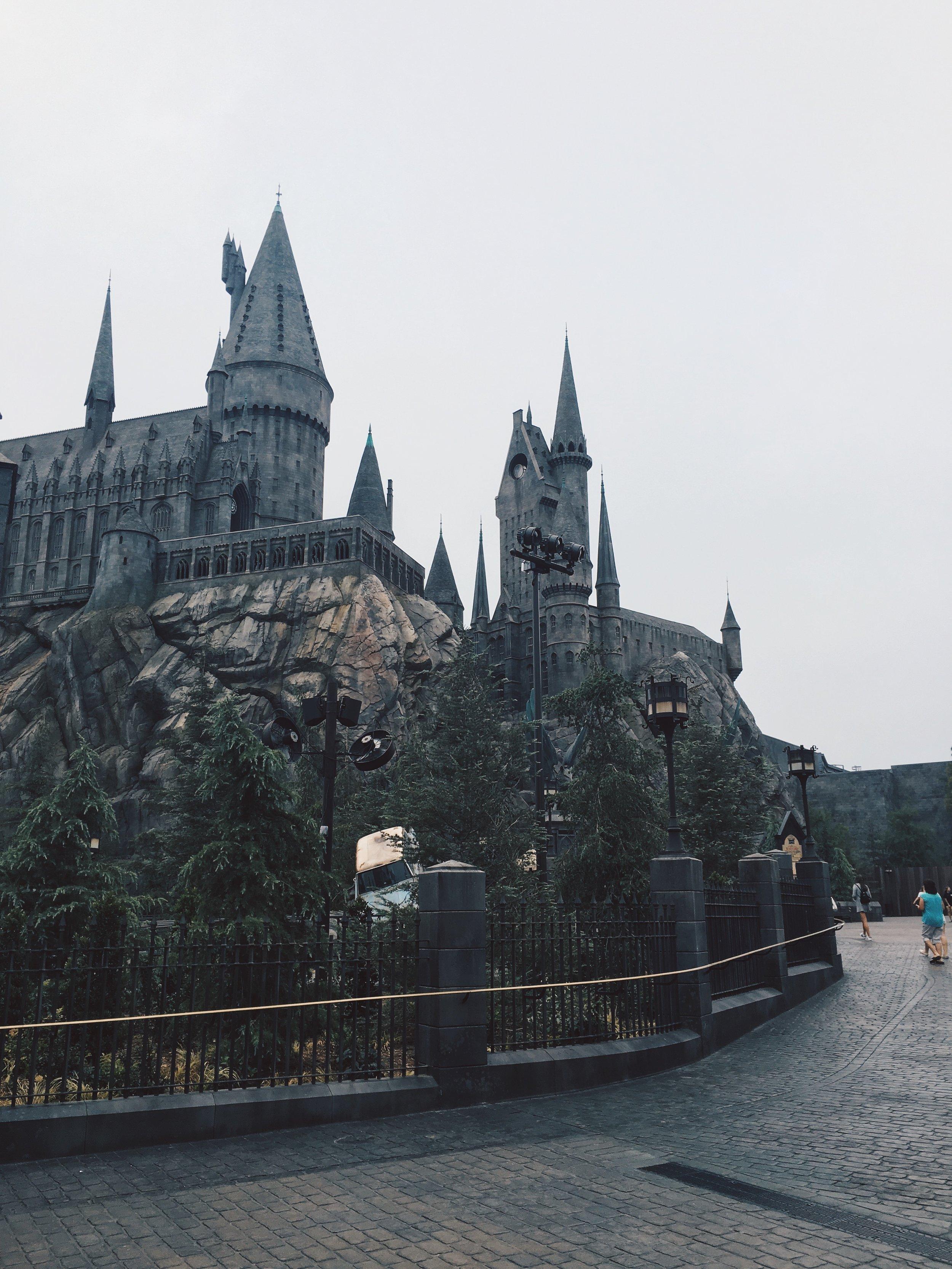 harry potter world of wizardry universal studios los angeles
