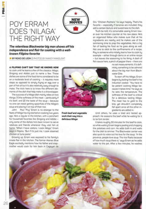 PBA Life Magazine