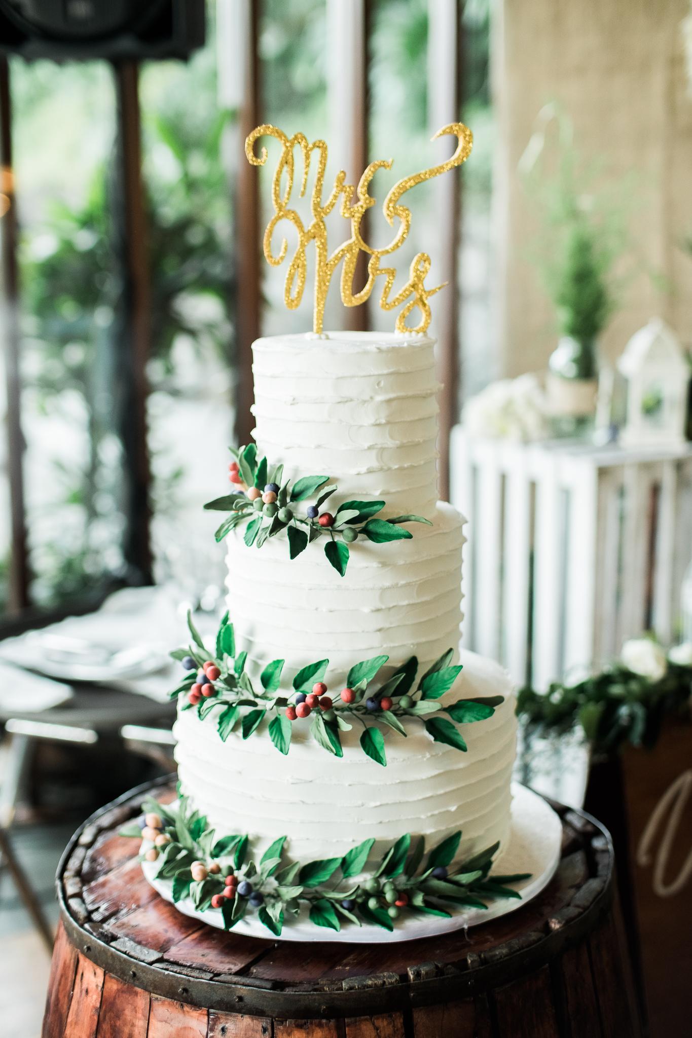 happilyevergara wedding m catering