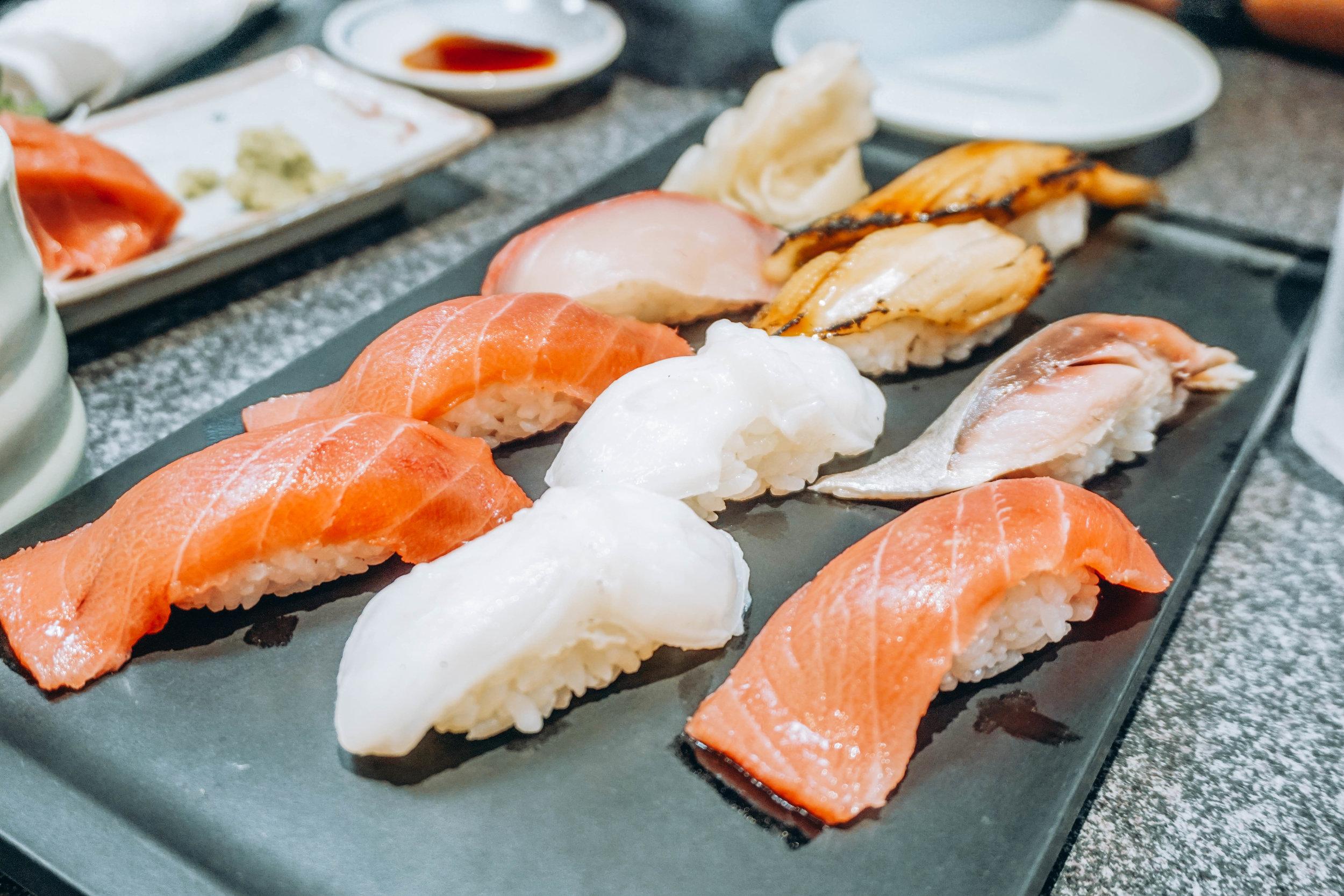 signedbyroxci sushi japan tokyo food