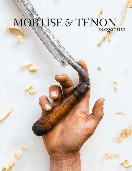 Mortise & Tenon Magazine, Issue 3, Fall 2017