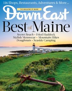 Downeast Magazine, Best of Maine, 2012