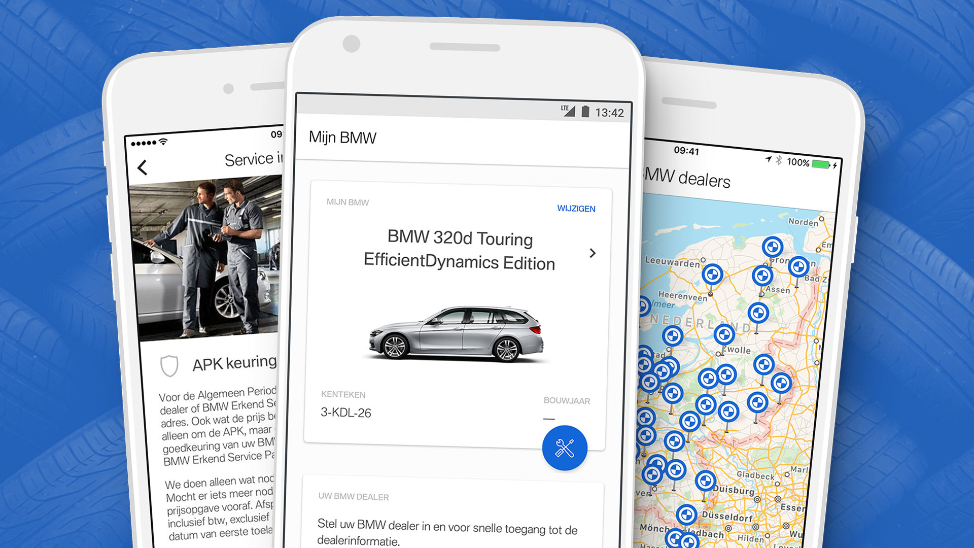 BMW Service App