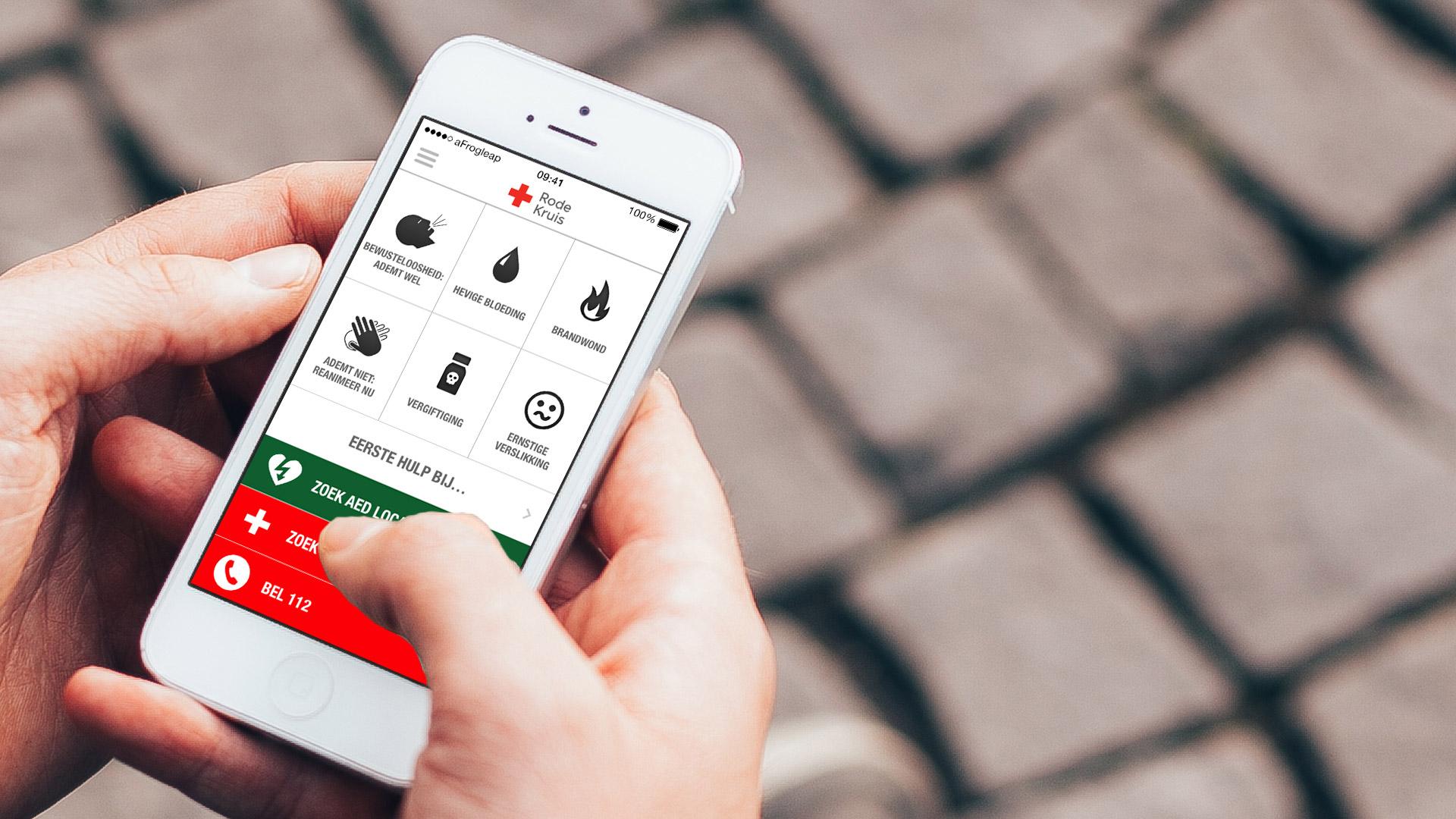 EHBO Chatbot & App