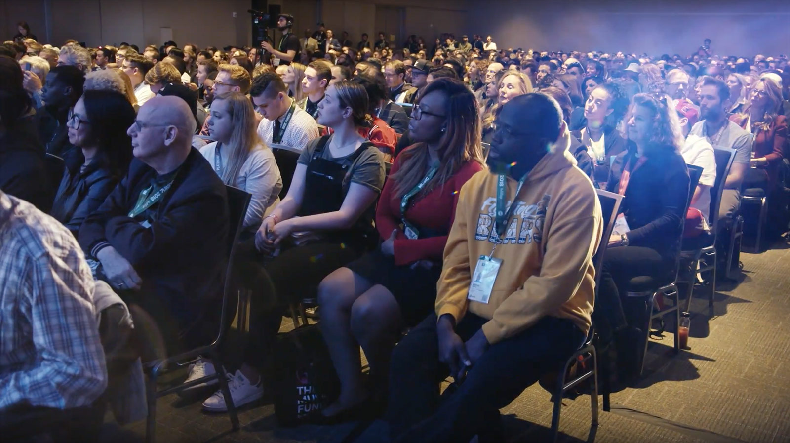 A crowded session at SXSW