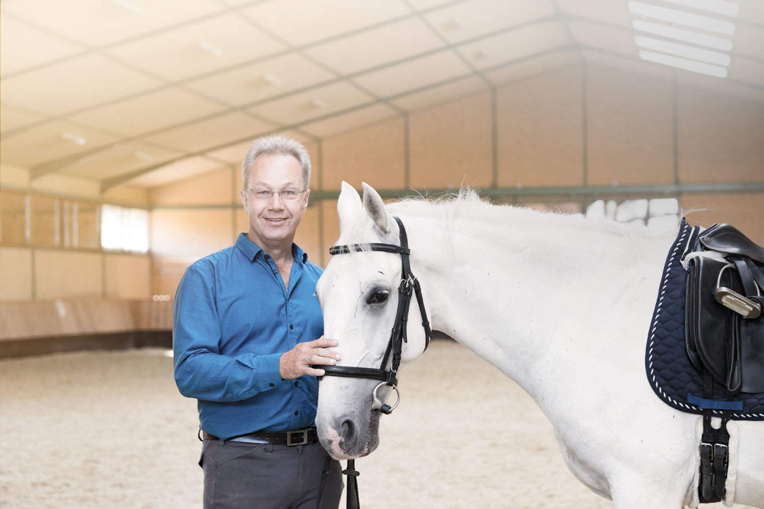 """What brought you to riding and dressage in the first place? - THAT is what should keep you in it now, too.The way we see it, we can all either sit around and complain that we don't like what we see going on. Or we can do something about it by creating the CHANGE we wish to see.Like Mahatma Gandhi said, """"Be the change you wish to see in the world."""""""
