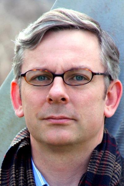 Vox Futura conductor Andrew Shenton