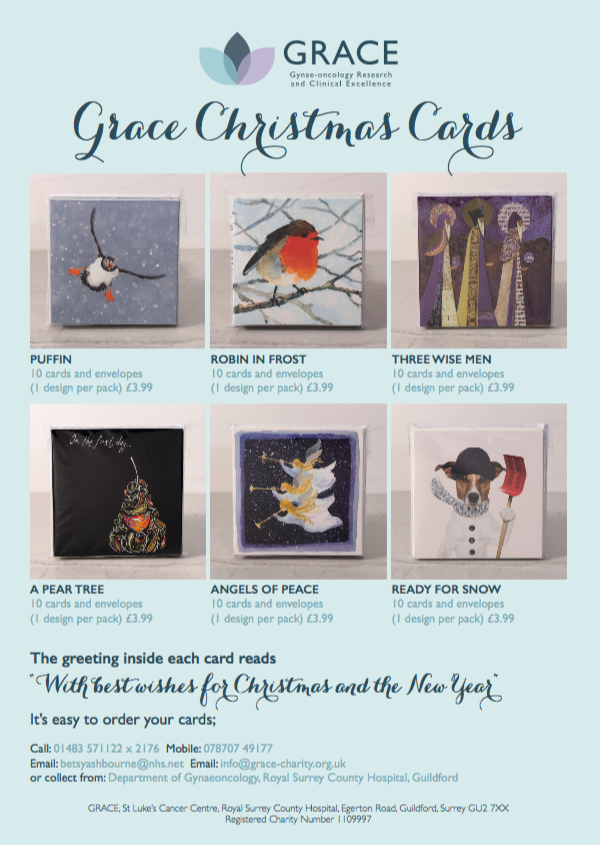Christmas Cards For Sale Grace Charity