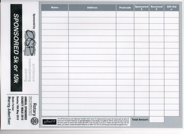 Sponsorship form page 2