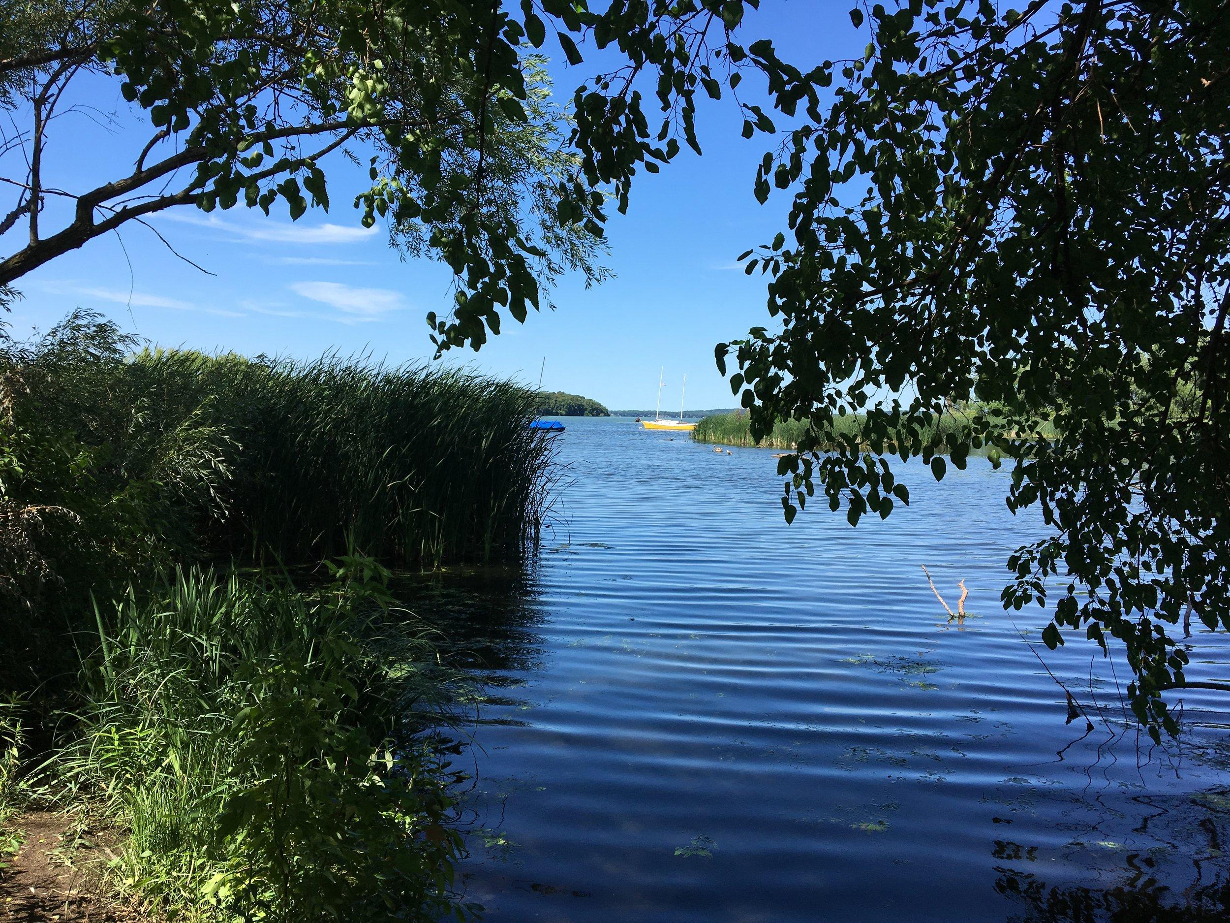 Lake Mendota - Madison, WI