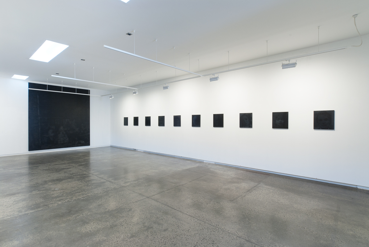 Beyond the Veil   John Buckley Gallery, Melbourne. 14 March - 7 April, 2012  Paintings and prints