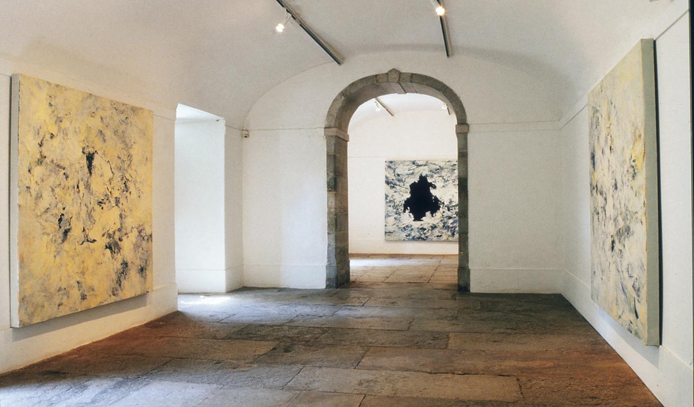 Adraga III   Galeria Luis Serpa, (Galeria Comico), Lisbon, 1996