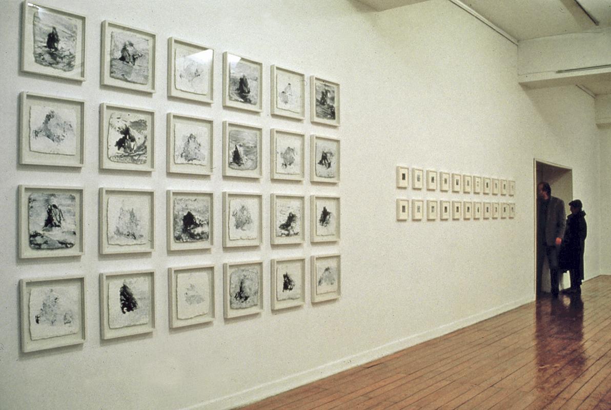 Adraga II   Galeria Luis Serpa, (Galeria Comico), Lisbon, 1995