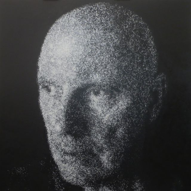 HEAD-SP 1-2012, 2012 oil:wax on linen, 183x183 cm.jpg