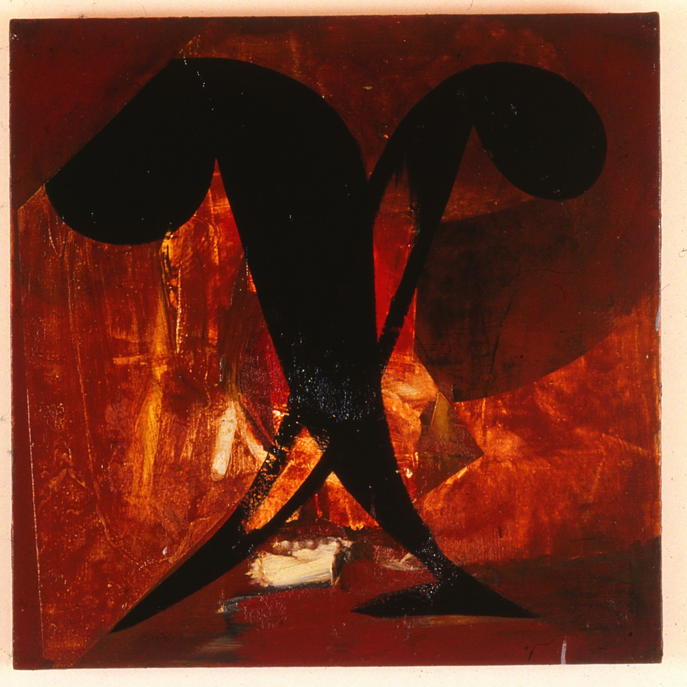 112) The Novel IV, oil:wax:linen, 76x76 cm.jpeg