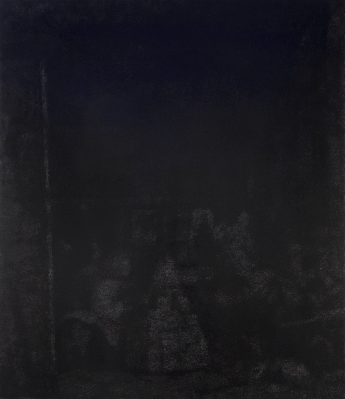 After Las Meninas, 2011. oil and wax on linen 318 x 276 cm.jpg