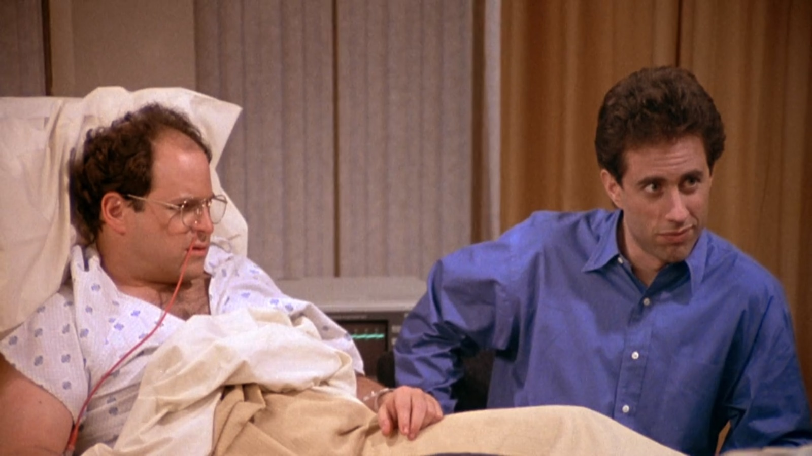 Seinfeld - Part One - A Show Absolutely not about nothing