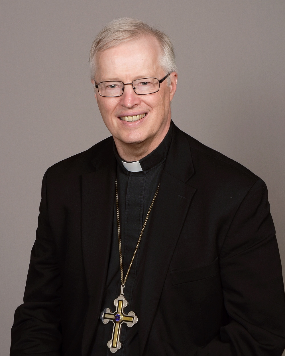 Bishop  The Rev. Dr. S. John Roth Central/Southern IL Synod