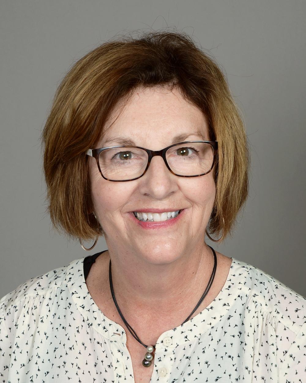 Ms. Marcia McGaughey Northwest Conference Trinity, Carthage
