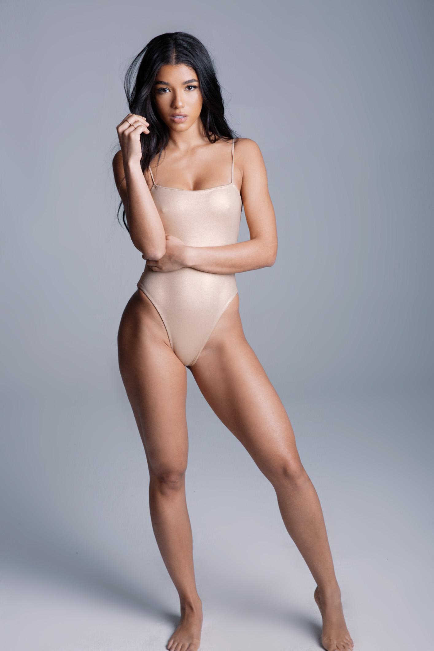 Yovanna Ventura for Beach Bunny Swimwear