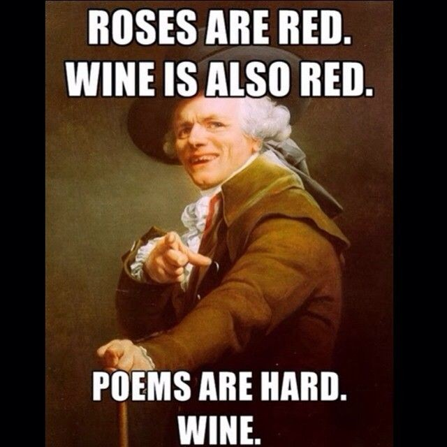 Thursday was World Poetry Day.⠀ ⠀ And this is our type of poem!!⠀ ⠀ Who is joining us for a drink or two this weekend??⠀ ⠀ We look forward to seeing you all!!