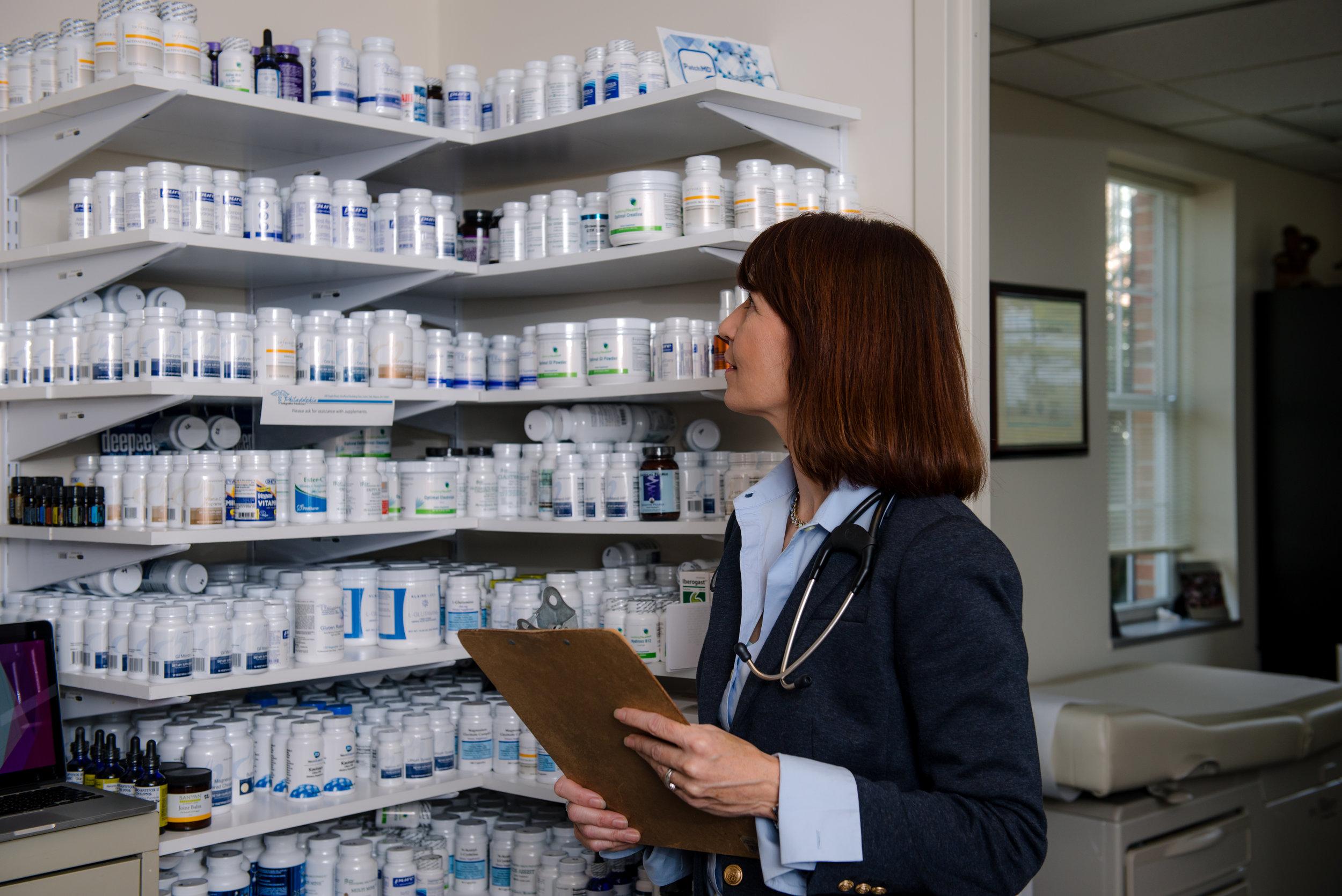 Probiotic Supplement store mainline