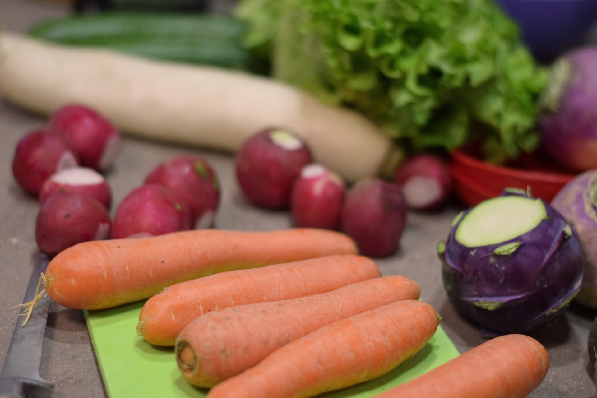 community shared agriculture healthy eating