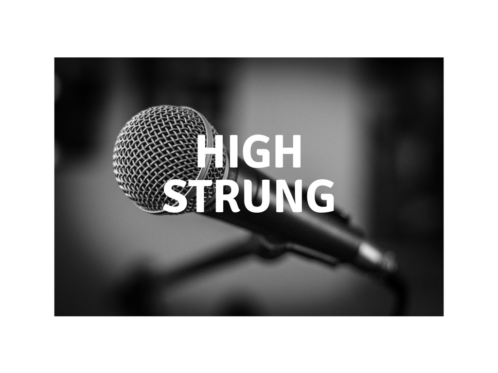 Live Music - High Strung - WOW! Zone