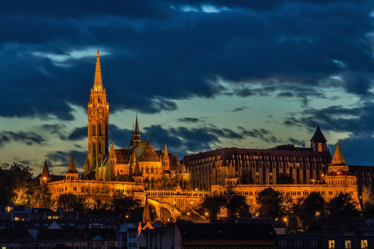 Budapesta - Viena