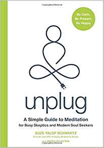 Unplug: A Simple Guide to Meditation    Click here  to purchase