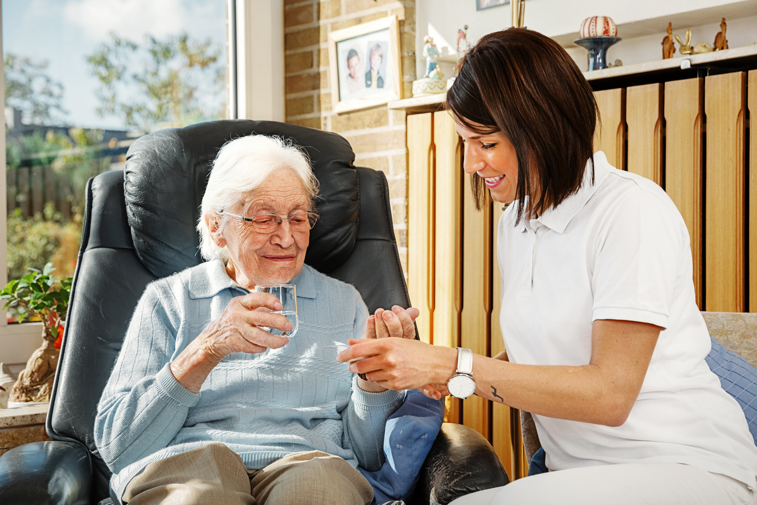 What is Home Care? - Home care is categorized as non-skilled personal care services in the Health Care industry. It consists of assisting patients with activities of daily living (ADLs) inside their home or living facility. The goal is to keep someone independent and in the comfort of their own home for as long as possible. See our Services page for more specifics on the what that assistance might look like.