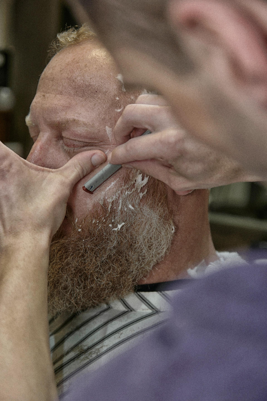 Beard Trim $20 - Shaping Facial Hair.