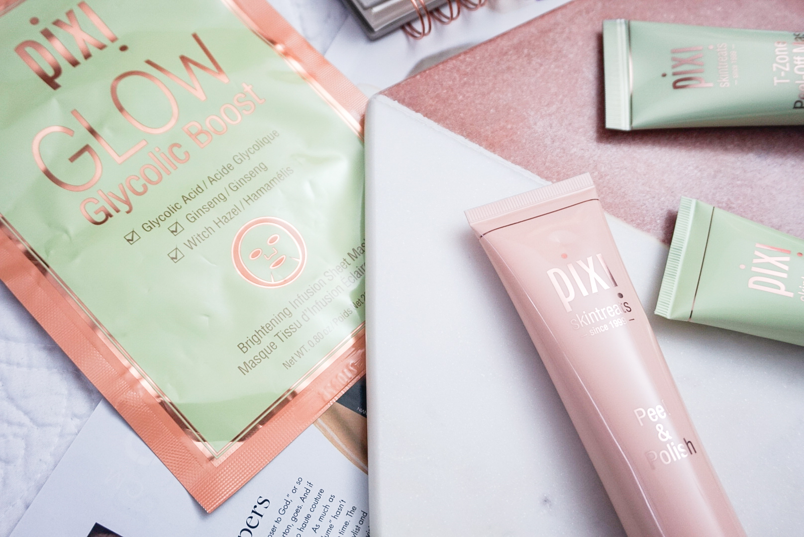 Pixi Beauty Face Masks