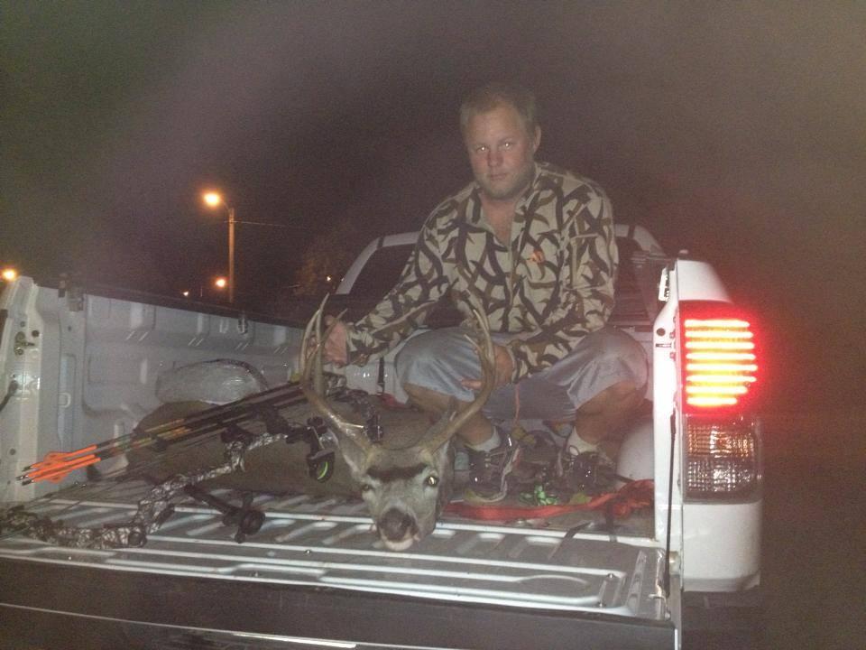 Montana Mule Deer Ryan Eklund