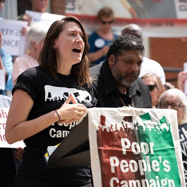 Laurel Ashton | Senior Social Justice Organizer