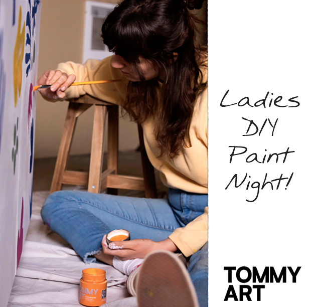 Host an Event - Ladies Nights are fun, interactive ways to introduce customers to your new DIY Paint System.