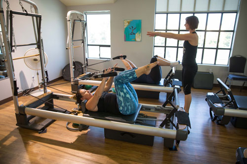 Pilates Reformer, Personal Training, & More