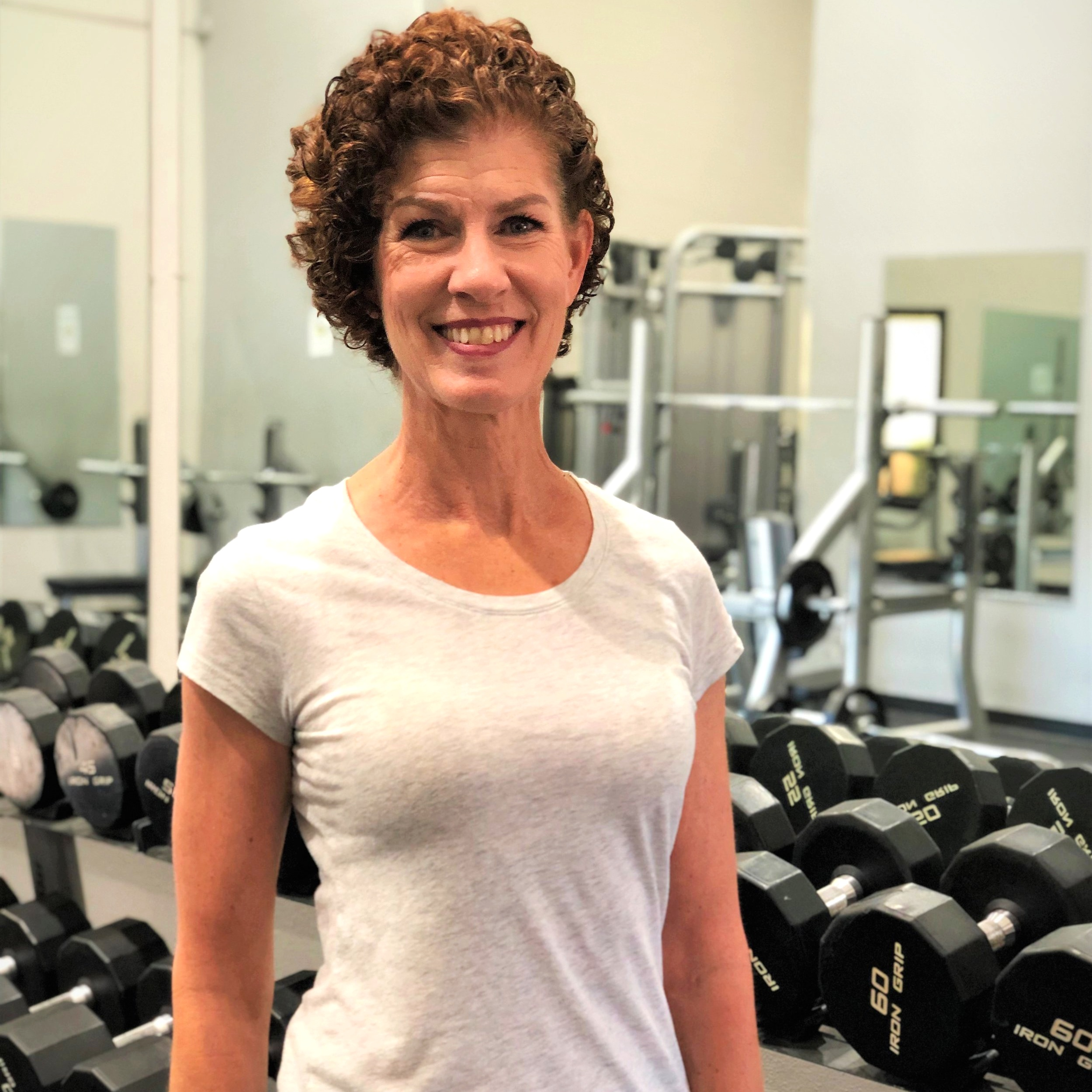 """I like to stay healthy and fit with strength training and cardio intervals and maintain flexibility and core strength with Pilates on the reformer and mat. Short efficient workouts can be very beneficial in our busy lives."""